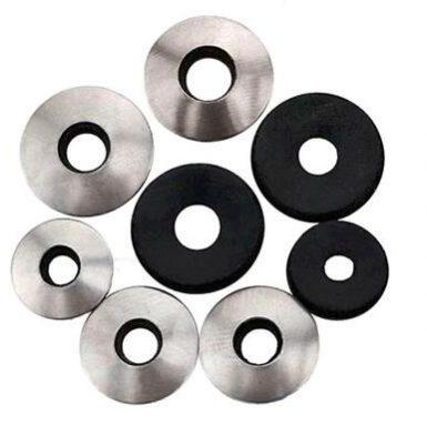 Cabon stål zink epdm skive