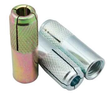Galvaniseret karbonstål galvaniseret dråbe i anker M6 til M20